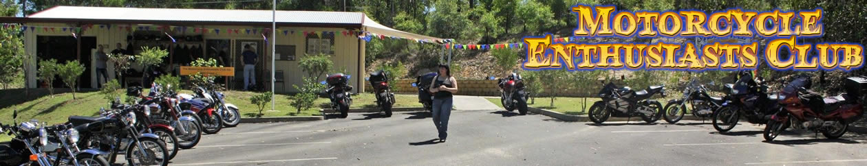 Motorcycle Enthusiasts Club of the Gold Coast